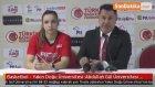Basketbol - Yakın Doğu Üniversitesi-Abdullah Gül Üniversitesi Maçının Ardından