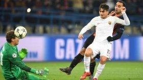 Cengiz Ünder, ilk Şampiyonlar Ligi maçında golünü attı