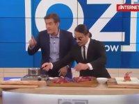 Dr. Oz Show'da Nusret