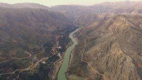 Kemaliye Drone ile Havadan Görüntüleri