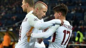 Shakhtar 2-1 Roma - Maç özeti izle (22 Şubat 2018)