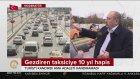 Arap Turisti Anadolu Diye Avrupa Yakasına Götüren Taksici