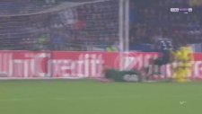 Atalanta 1-1 Borussia  Dortmund - Maç özeti izle (22 Şubat 2018)