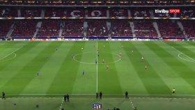 Atletico Madrid 1-0 Kopenhag (Maç Özeti - 22 Şubat 2018)