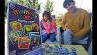 Balkonda Memory Game Hafıza Oyunu Oynadık . Lera Elif Kim Kazanır. Eğlenceli Çocuk Videosu