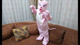 Elif Kedicik Oldu Pembe Kedicik Elife Yeni Kostüm