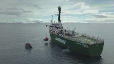 Javier Bardem Antarktika Okyanusu'nun Dibine İndi