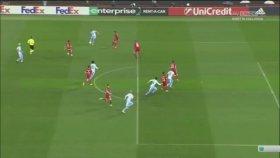 Lazio 5-1 Steaua Bükreş (Maç Özeti - 22 Şubat 2018)