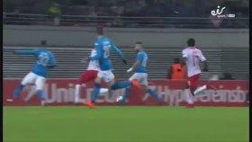 Leipzig 0-2 Napoli (Maç Özeti - 22 Şubat 2018)