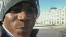 Mario Balotelli Kızıl Meydan'da Putin'e Seslendi