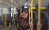 Otobüs Şoförünün Yolcuları Rehin Alması  Ankara