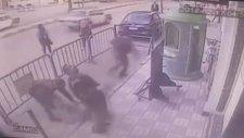 Pencereden Düşen Çocuğu Havada Yakalayan Polis