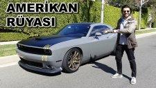 485 beygir Dodge Challenger ile gazladık! Vlog#38