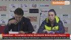 Basketbol - Fenerbahçe-Hatay Büyükşehir Belediyespor Maçının Ardından