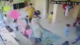 Dans Ederek Çocukların Dayak Yediği Kreş