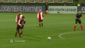 Feyenoord'lu Orkun Kökçü'den Muhteşem Gol