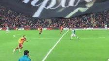 Galatasaray 2-0 Bursaspor Gol: Garry Rodrigues (Tribün Çekimi)