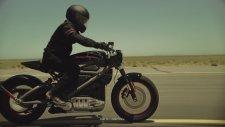 Harley Davidson'dan Yeni Nesil Elektrikli Motosiklet