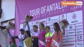Antalya Bisiklet Turu - Feslikan Etabı Ödül Töreni