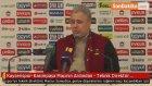 Kayserispor-Kasımpaşa Maçının Ardından - Teknik Direktör Sumidica