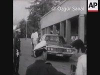 Libya Kralı İdris - Bursa Ziyareti (1969)
