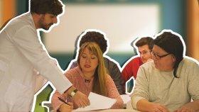 Oğrencilerin Yaşadığı 12 Gerilimli An