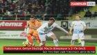 Trabzonspor, Geriye Düştüğü Maçta Alanyaspor'u 2-1'le Geçti