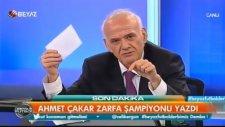 Ahmet Çakar Şampiyonu Yazdı (Beyaz Futbol)
