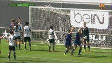 Barcelonalı Natasa Andonova Kornerden Harika Gol Attı