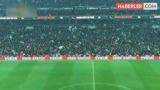 Beşiktaş Taraftarı, İsmail Köybaşı Tezahüratında Bulundu
