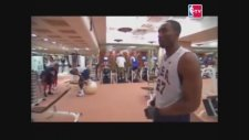 Kaan Kural Kobe Bryant A.B.D. Milli Takım Antrenmanı
