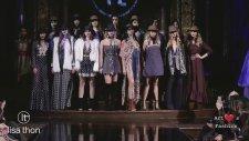 Lisa Thon New York Fashion Week Powered By Art Hearts Fashion Nyfw Fw/18
