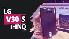 Yapay Zekalı Telefon: Lg V30s Thinq Ön İnceleme! - Mwc 2018