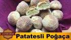 Patatesli Galeta Unlu Poğaça Nasıl Yapılır?| Poğaça Tarifleri