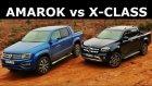 VW Amarok vs Mercedes X-Class - Karşılaştırma