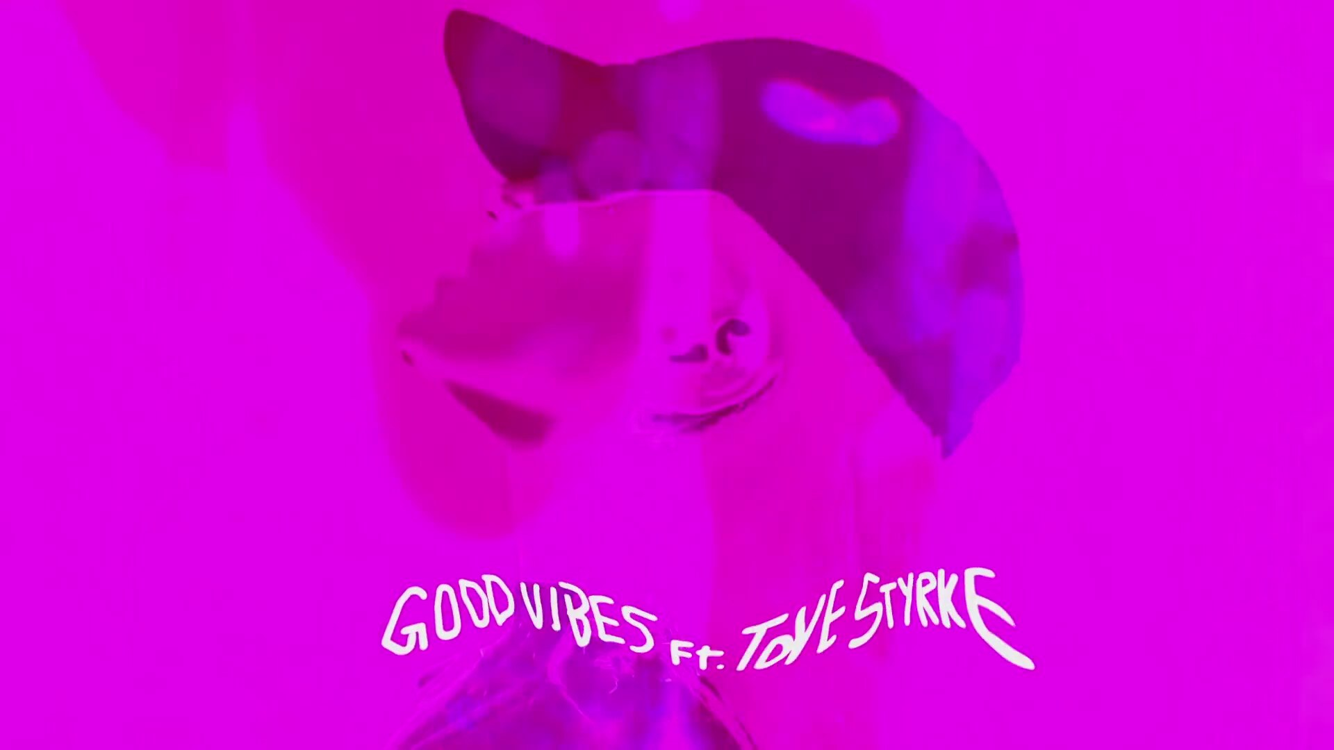 Alma Feat. Tove Styrke - Good Vibes