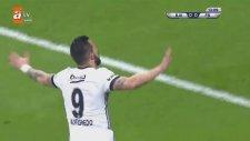 Alvaro Negredo'nun Beşiktaş'a attığı gol