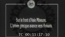 Ankara Üzerine Giden Yunan Kuvvetleri 1920