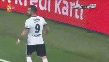 Beşiktaş 1-0 Fenerbahçe (Gol: Alvaro Negredo)