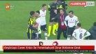 Beşiktaşlı Caner Erkin İle Fenerbahçeli Dirar Birbirine Girdi