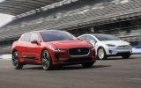 Jaguar IPace vs Tesla Model X