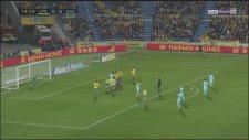 Lionel Messi'nin Las Palmas'a Attığı Muhteşem Frikik Golü