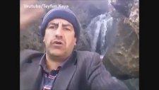 Turkcell Reklamında Olan Fenomenin Videosunun Orjinali - Şelaleyi İlk Defa Gören Adam