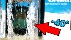 -40 Derece Buzun İçinde Çalışan Telefondan Video İzlemeye Çalıştık! #MWC2018
