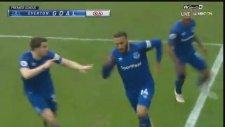 Cenk Tosun Everton Formasıyla İlk Golünü Attı! (3 Mart 2018)
