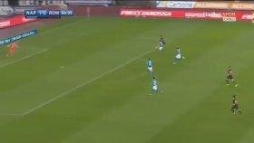 Cengiz Ünder'in Napoli'ye Attığı Gol (Napoli 1-1 Roma)
