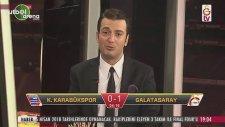 Gomis'in Karabükspor'a attığı golde GS TV!