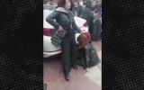Kocasının Metresini Pert Eden Çinli Kadın