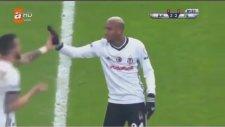Negredo'nun Eliyle Attığı Gol (Beşiktaş 2-2 Fenerbahçe)