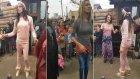 Travestilerin Akıllara Zarar Dans Gösterisi